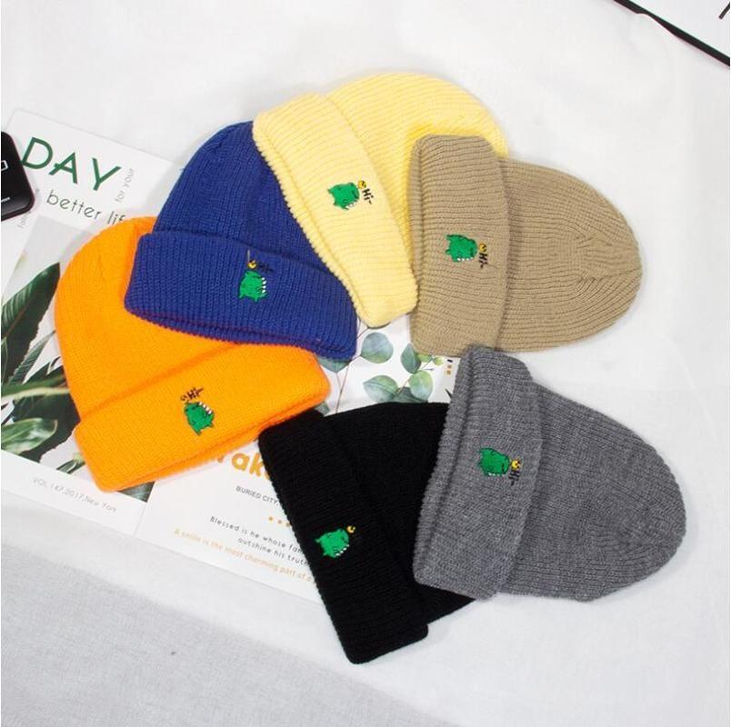 Cappello cappello cappello di lana caldo autunno autunno e inverno adulto adulto a maglia protezione orecchio protezione casual cappello all'aperto unisex hip-hop stylegood qualità moda hhe3340