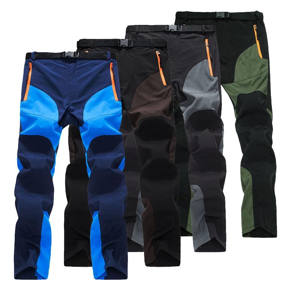 Лето осени тактик осенью непромокаемые брюки мужских дыхания натяжных мягкие брюки оболочки быстро сохнут тонкие движения штанов