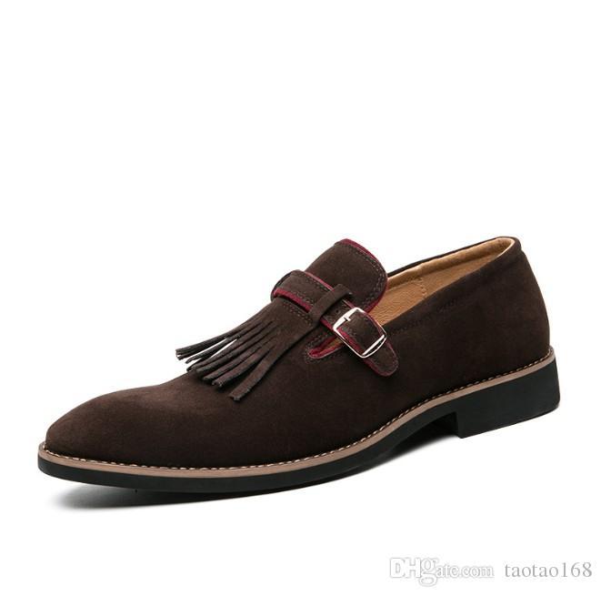 Erkek Loafer'lar Düz Rahat Ayakkabılar 2021 Nefes Slip-On Yumuşak Deri Parti Ayakkabı Erkekler Moccasins Zapatos De Hombre Büyük Boy 48