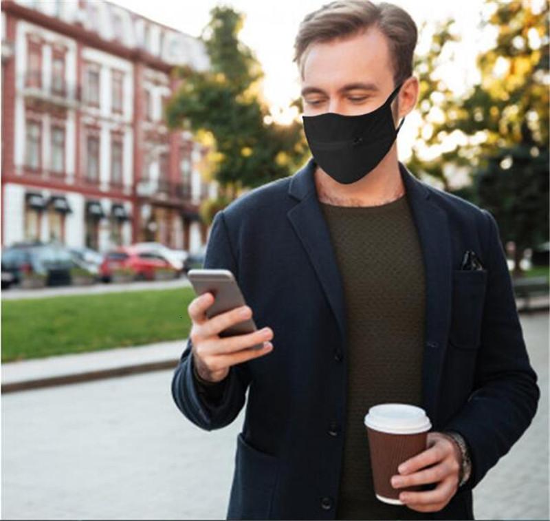 Молния творческий черный лицо маска Fridaytop Personal Design легко пить моющиеся многоразовые покрытия защитные дизайнер