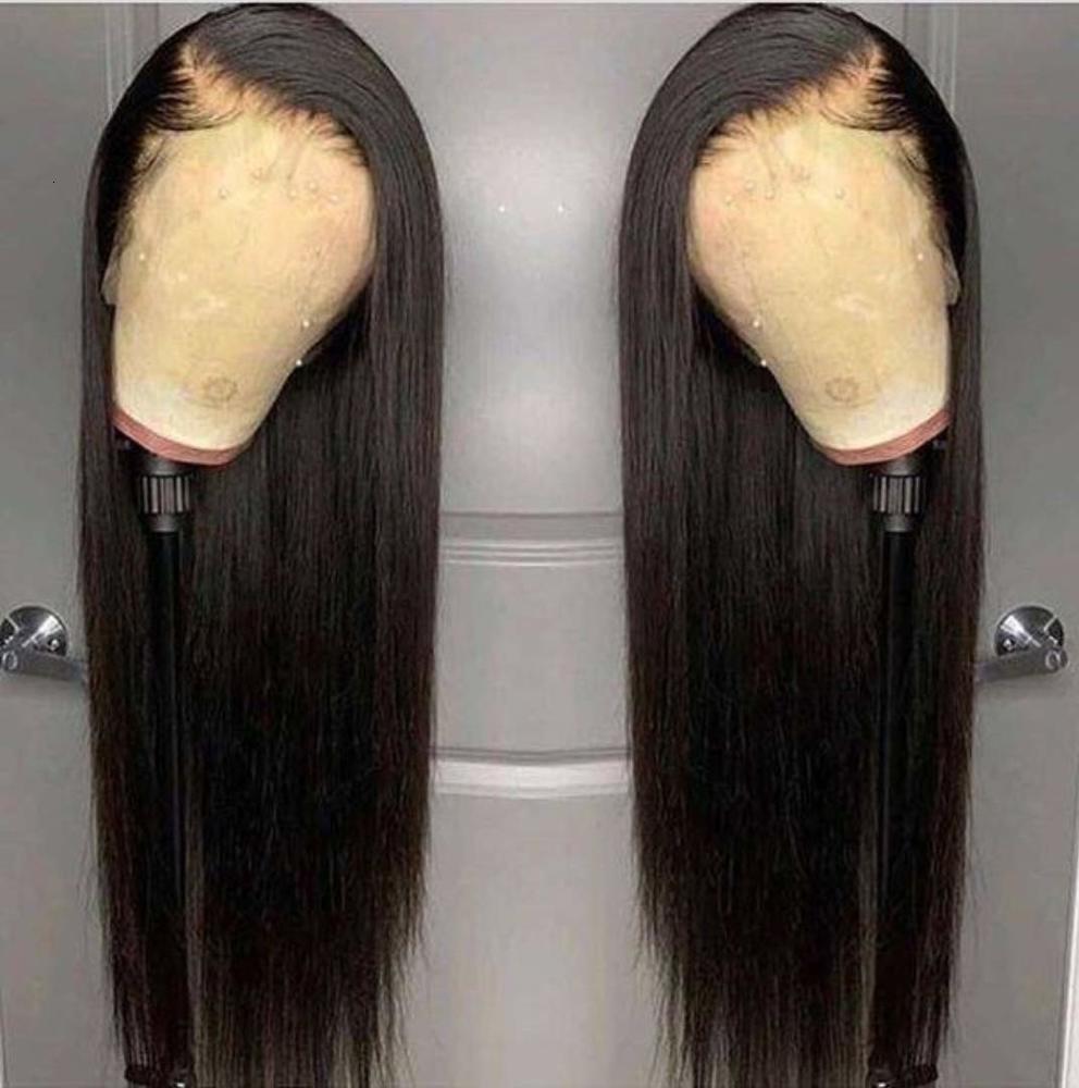 Parrucche dritte da 30 pollici anteriori da 40 pollici corto Bob pizzo parrucche per capelli frontale per le donne nere HD parrucca piena brasiliana