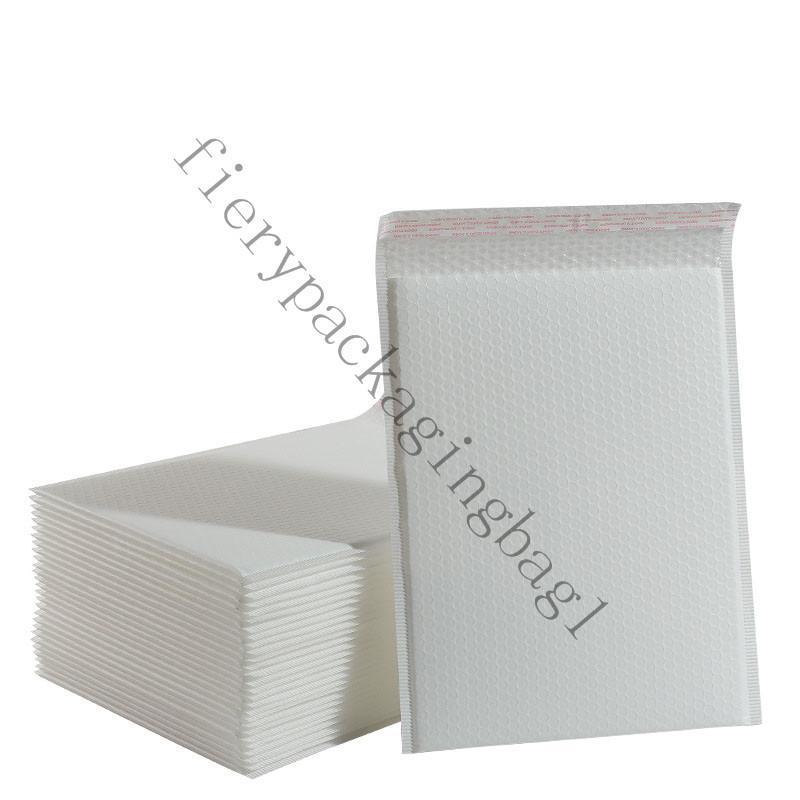 2020H Wholesale Mailers Bubble Enveloppes rembourrées Emballage en mousse Sacs d'expédition Bubble Enveloppe Enveloppe Sacs 38x28cm Cadeaux de cadeau Couleurs Couleurs