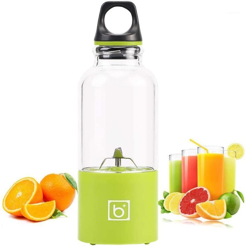 Portátil Blender USB mezclador eléctrico Mini Juicer Máquina Smoothie Blender Procesador Personal Lemon Squeezer Orange Juicer1