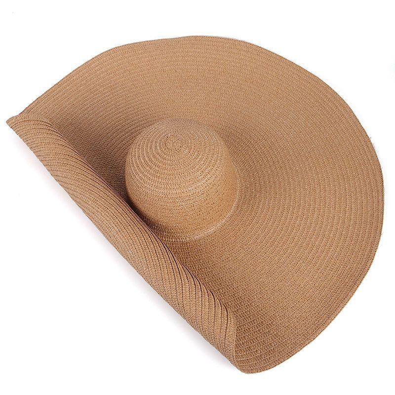 2021 Sommerstrand Hüte Mode Outdoor Gras Geflecht Hüte für Sonnencreme Sunshine Trendy Caps für Unisex