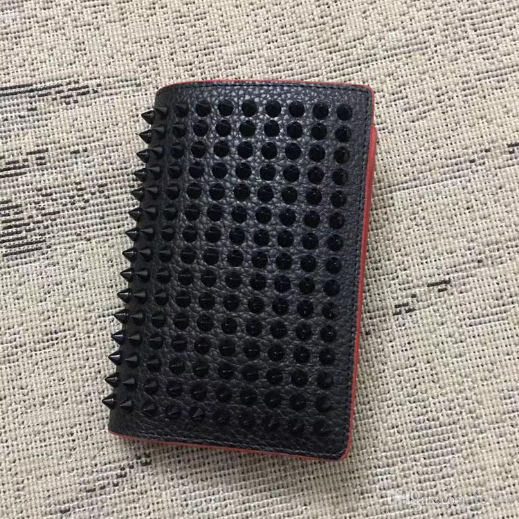 Sıcak Kadınlar BOSS Cüzdan LEATEHR Klasik Çantalar Dolaşık RFID Mens Para Klip Kredi Kartı Tutucu Cüzdan Orijinal Paketleri ile Kutusu Ile