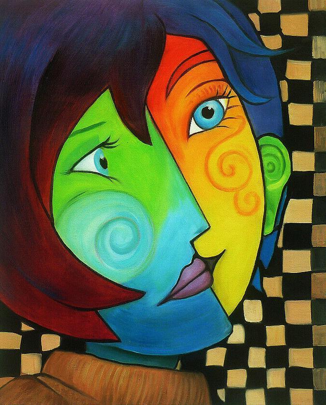 Pablo Picasso Kunst Große Wohnkultur Handwerk / HD Drucken Ölgemälde auf Leinwand Wandkunst Leinwandbilder, F201205