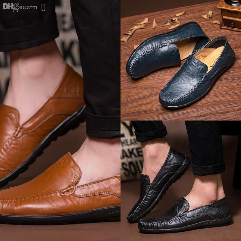 Yq5rl Designer Lederdesigner SHOES SHOES Hohe Qualität Shoe Damen LeatherCasual Schuhe Hochwertiges Futter Schaffell