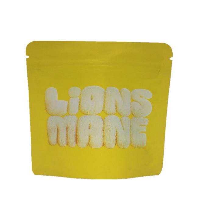 Yeni Aslanlar Yele Kurabiye 3.5 Gram Çanta 1 / 8oz Beyaz Runtz Koku Geçirmez Ambalaj Çanta Çerezler Pound Paketi