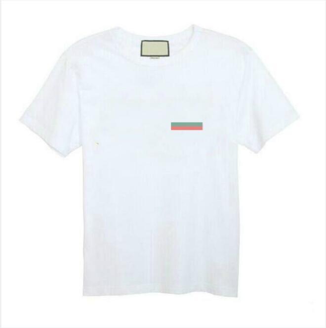 Venta caliente para hombre camisetas T Shirts Diseñador de verano Ropa Amante de la moda Manga corta Algodón de lujo Streetwear Casual Hombres Mujeres Camisetas Top camiseta