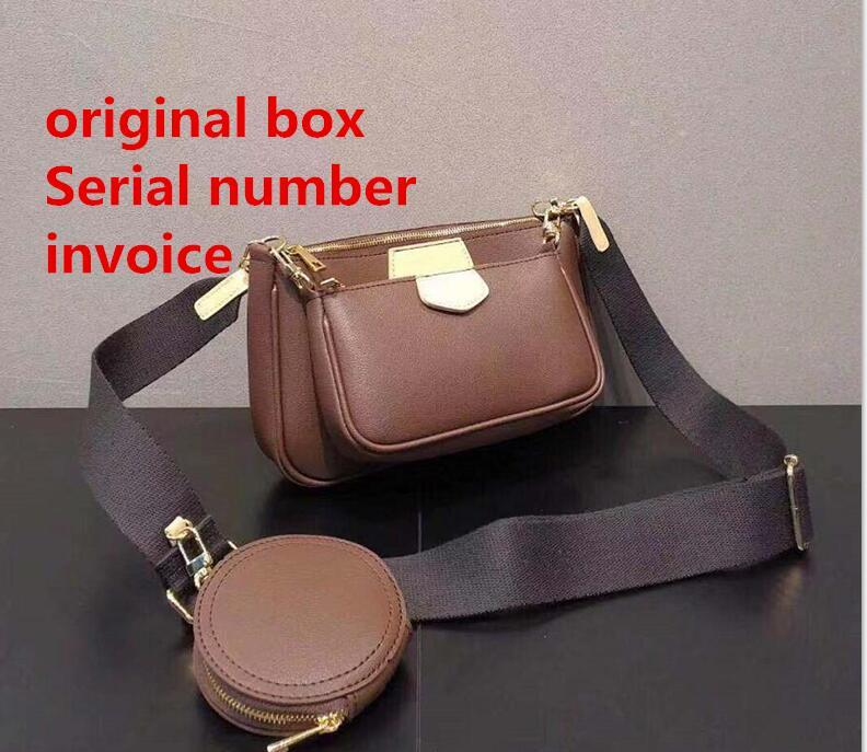 En çok satan çanta omuz çantaları çanta moda çanta çanta cüzdan telefon çantaları üç parçalı kombinasyon torbalar ücretsiz alışveriş kutusu ile