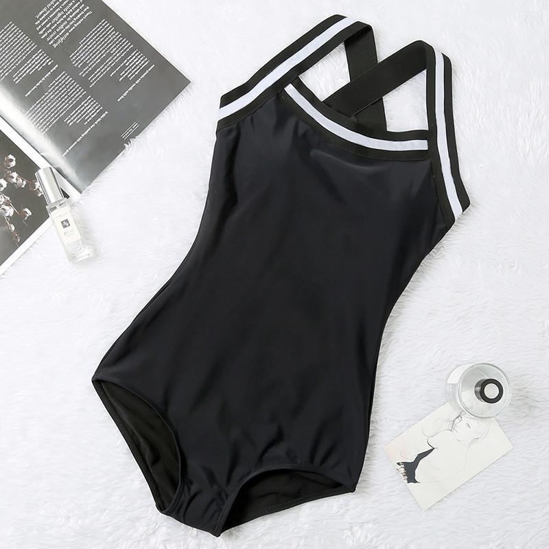 Una pieza de desgaste vacaciones trajes de baño de la playa Piscina vendaje de viajes de lujo del diseñador del traje de baño rellenado empuja hacia arriba de la Mujer