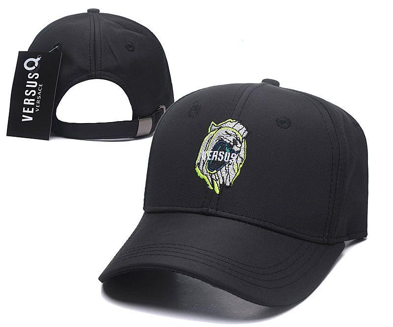 Дизайнерские бейсбольные колпачки Snapback Hats для мужчин Женщины Льва Лицо Дизайн персонажа Регулируемая уличная уличная головка носить хип-хоп Летний ремешок