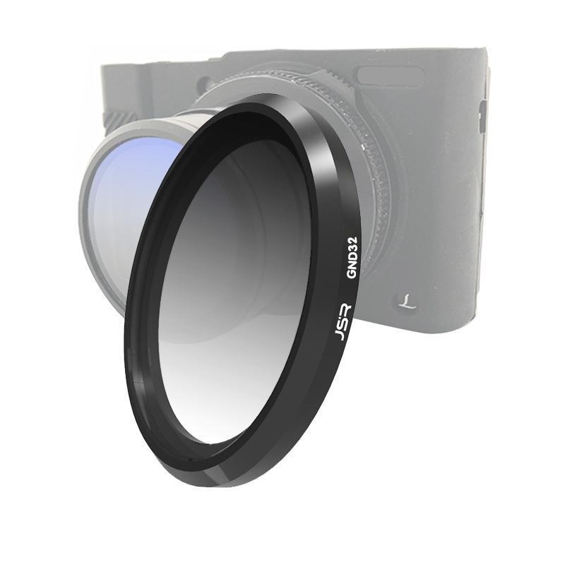 JSR Gradient GND32 Lens Filter for Panasonic LUMIX LX10