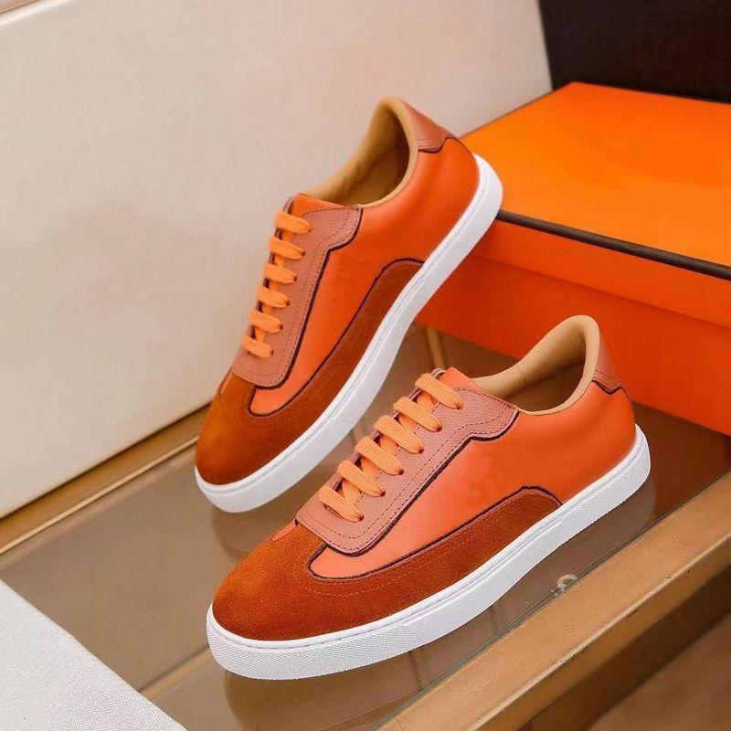 Hermes shoes Yeni Stil Moda Yüksek Üst Erkekler Ayakkabı Spike Ayakkabı Luxe Progettiste Perçinler Düz Yürüyüş Ayakkabı Elbise Parti Düğün Ayakkabı