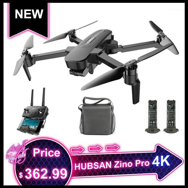 Hubsan Zino Pro / H117S Zino GPS 5G WIFI 4KM 4K FPV UHD Drone de 3 axe Gimbal sans brosse sans brosse RC quadrique Panorama Helicopter1