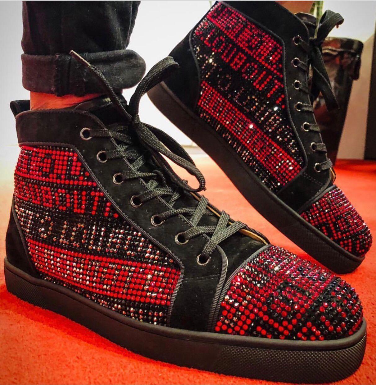 Moda Lüks T.S.Q Sneaker Flats erkek Kadınlar Yüksek Üst Kırmızı Alt Sneaker Konfor Kaykay Casual Ayakkabı Parti Düğün Kutusu Ile