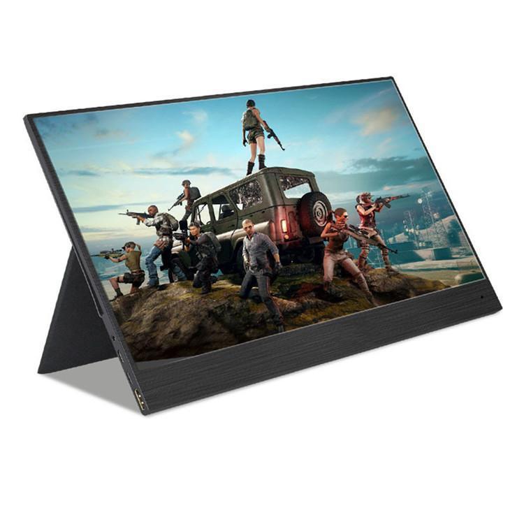 1080p 4K Risoluzione da 13.3 pollici IPS Monitor portatile IPS con touch screen per giochi PS4