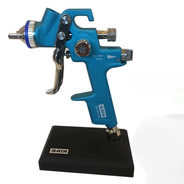 Электрические инструменты SATA Spray Spray Sets Series Высокая распыление автомобиля Topwoat Primer Пневматическая мебель SATA Touch-Up Spray Pun