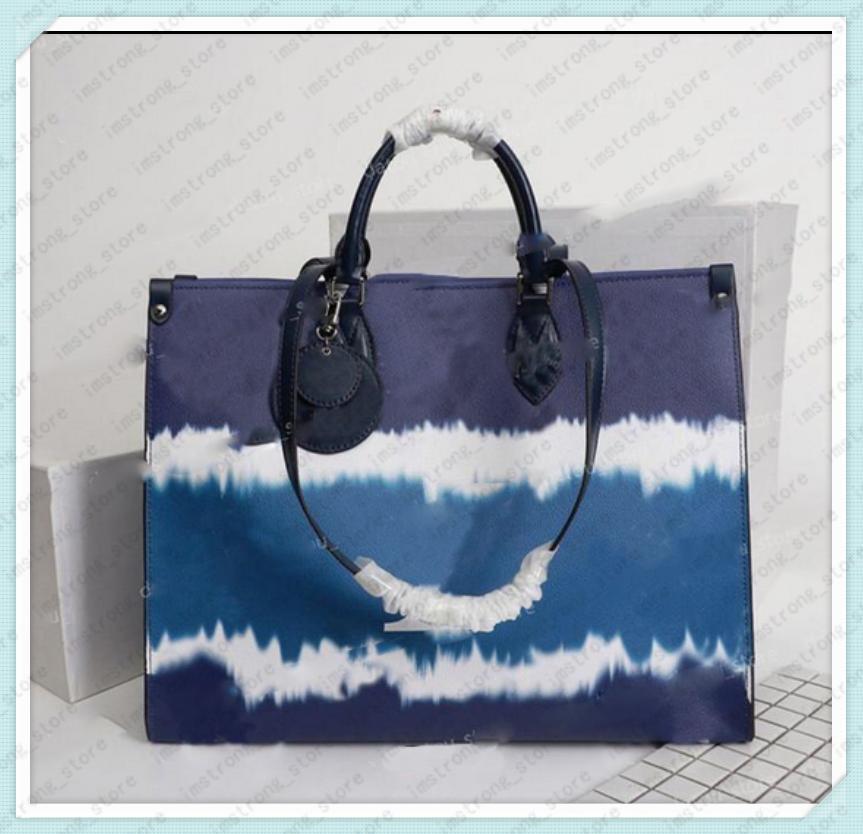 Сумка женщин роскоши дизайнеры дизайнеры кошельки сумки сумки Go Tote сумки мода сумка 21012701Q 2021 сумки Duffle на OQVOS
