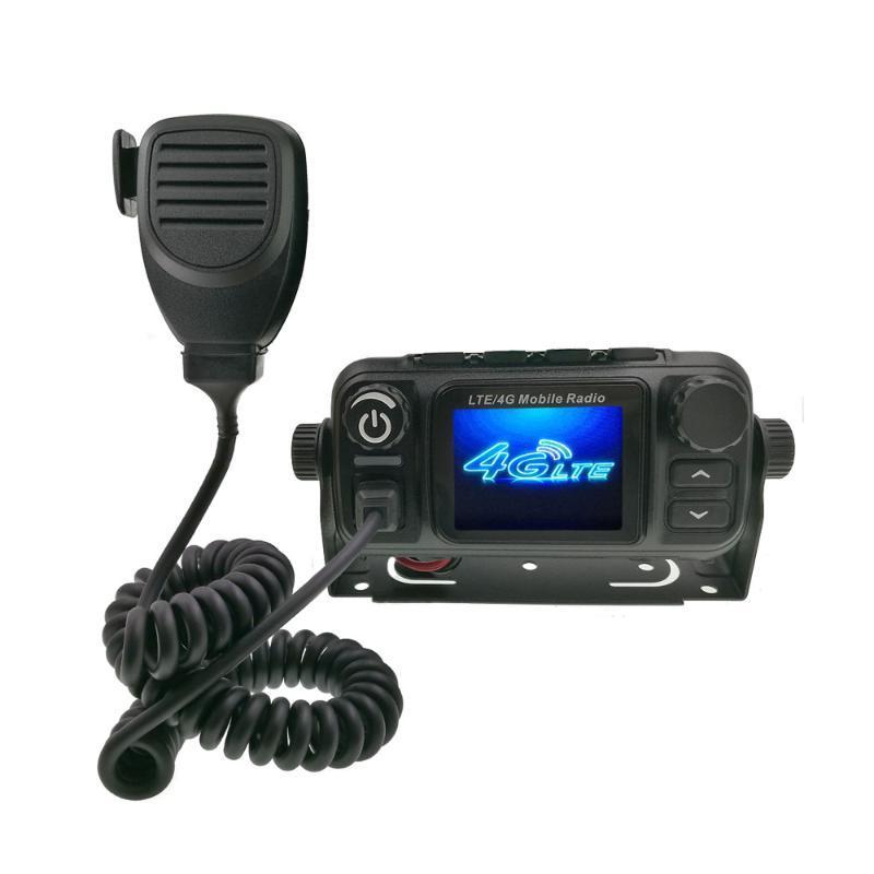 실제 PTT와 Anyzecu 네트워크 무선 3G 4G LTE POC 공공 라디오 방송국 모바일 M-7700에서만 작동