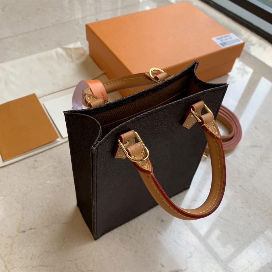 Luxurys Designers Crossbody Womens 2021 Haute Épaule Qualité Livre Tote Fashion Pursards Sacs Gracieux Sacs à main en cuir véritable Messenger PKQD