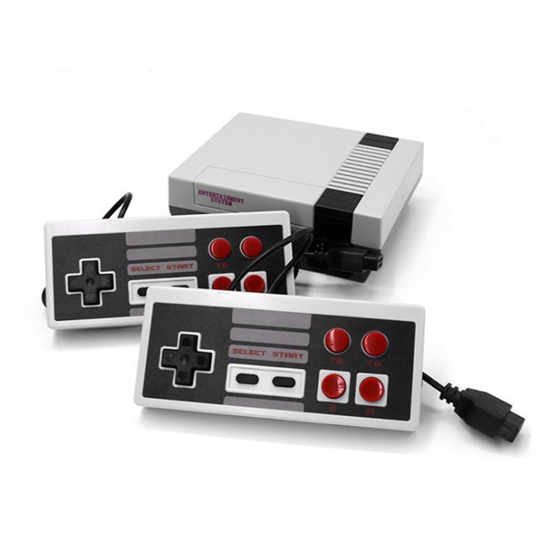 Mini TV Can Store 620 Game Console Video Palmare per NES Games console con scatole di vendita al dettaglio DHL Nintendo Switch