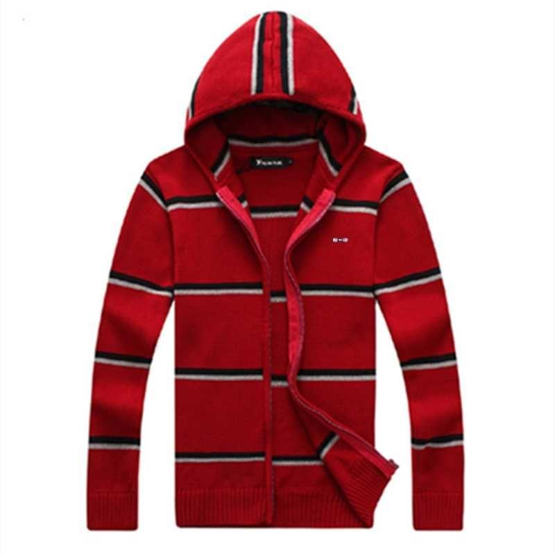 2020 New Park Suéter Hombres Homme Pulls Otoño Invierno Hombre Hombre Suéter Jackets Casual Zipper Knitwear PLUS TAMAÑO M-3XL EDEN