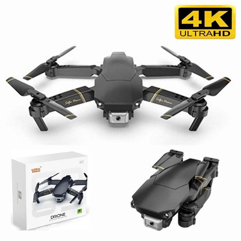 GD89 Drone Global Drone with HD Aerial Video Camera 4K RC Drones VS E58 SG106 RC Helicopter FPV Quadrocopter Dron Foldable toy Y1128