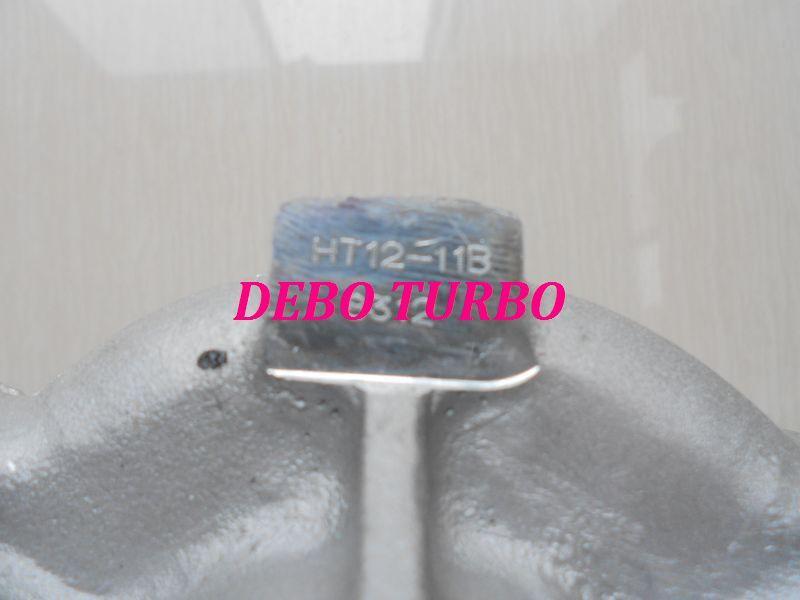 NEW HT12-11A/14411-1W400 Turbo Turbocharger for NISSAN MPV E50 Elgrand Homy NoteISUZU Fargo FillyQD32ETI3.2LD 1997-2002