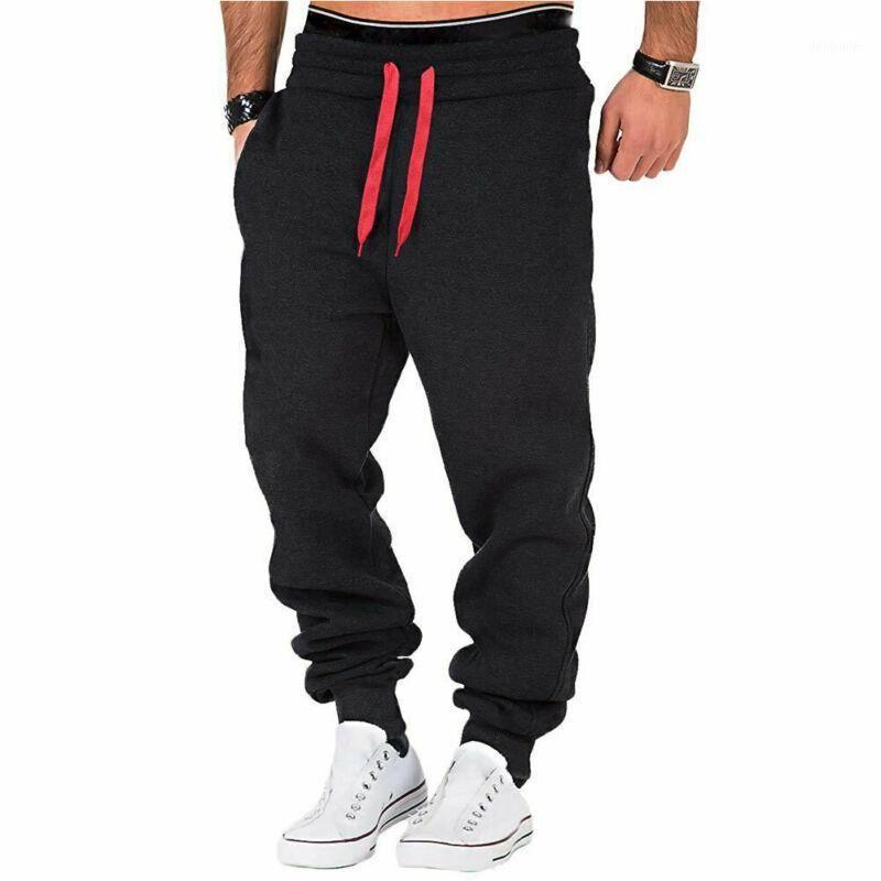 Pantaloni da uomo Casual Allentato Pantaloni Hallen Pocket all'aperto Sport Pantaloni Pantaloni Pantaloni Pantaloni 2020 New1