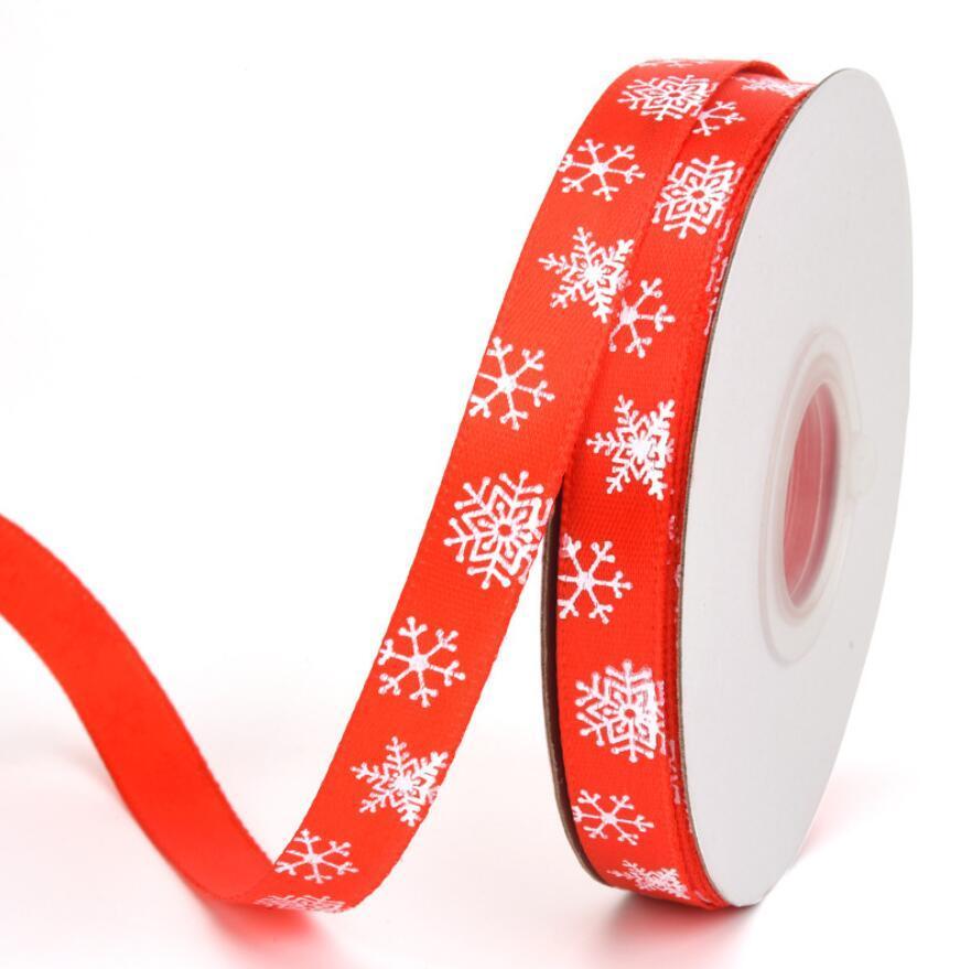 DIY Christmas Doyting Rubans Bonne année Cadeaux Emballage Joyeux Noël Cadeaux pour 2021 ans Décorations de Noël