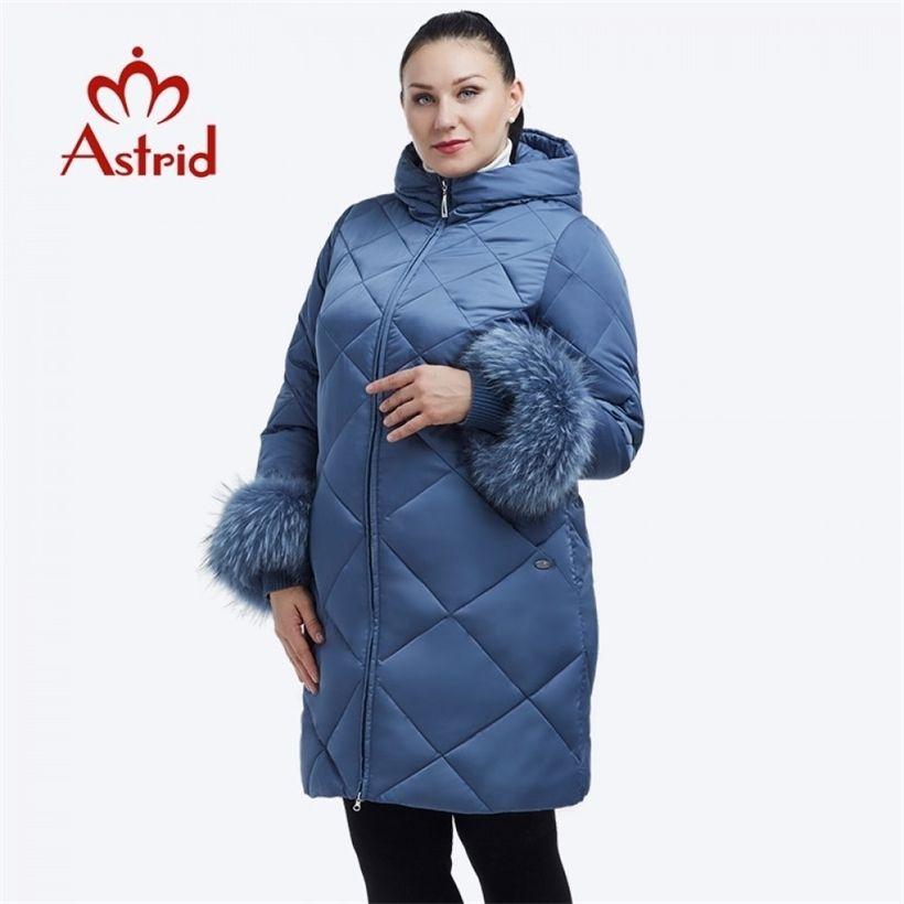 Hotsale Kış Aşağı Ceket Kadınlar Uzun Ceket Sıcak Parkas Kalın Kadın Sıcak Ceket Yüksek Kalite Astrid Kış Moda Ukrayna FR-2026 201210