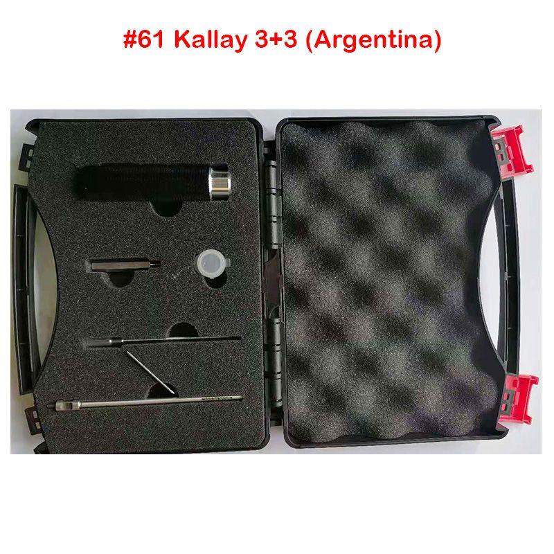2020 جديد وصول ماجيك مفتاح # 61 Kallay 3 + 3 (الأرجنتين) أقفال بت مزدوجة رئيس مفاتيح المفاتيح قفل فتحة الأقفال أداة الصين المزود