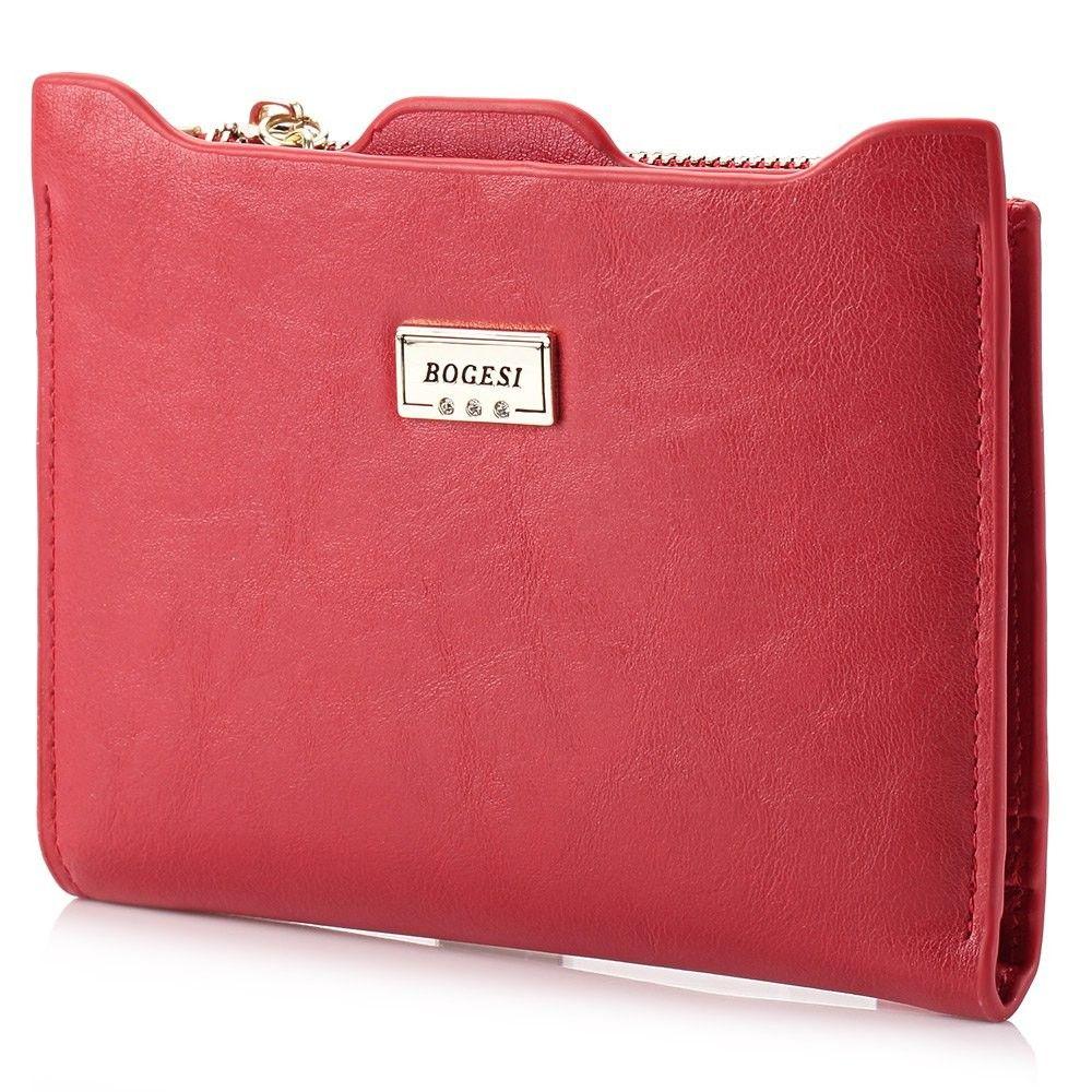 Designer Dünne Frauen Brieftasche dünne Reißverschluss Damen PU Leder Münze Geldbörsen Weibliche Geldbörse Mini Kupplung Günstige Womens Wallets