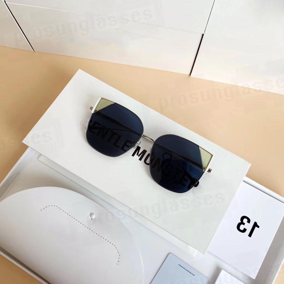 Nazik Canavar Güneş Gözlüğü Moda Kedi Göz Sunglass GM Güneş Gözlüğü UV400 KorumaTop Kalitesi