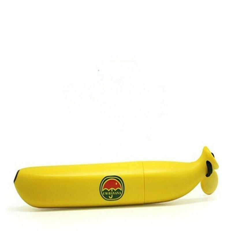 Мода творческий зонт Новый экзотический подарок банана зонтик фрукты реклама детей женское студенческое принцесса