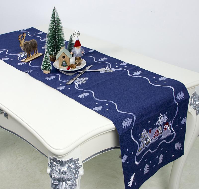 Wedding Vintage Restaurant Room Dining Jute Runners Decor Christmas Runner Linen Burlap Table Natural Table Runner bbyIz yh_pack