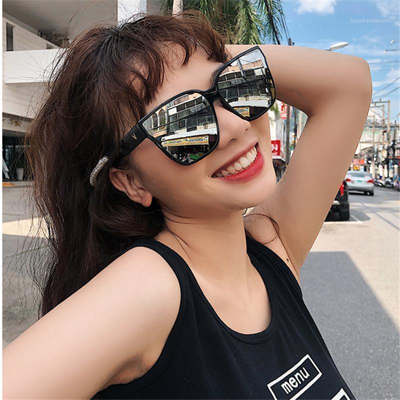 2020 Occhiali da sole Donne Donne Brand Brand Sandbeach Drive Retro Lens Uomini Eyewear Signore Nuova Moda Vintage UV400 Donne Occhiali da sole 1