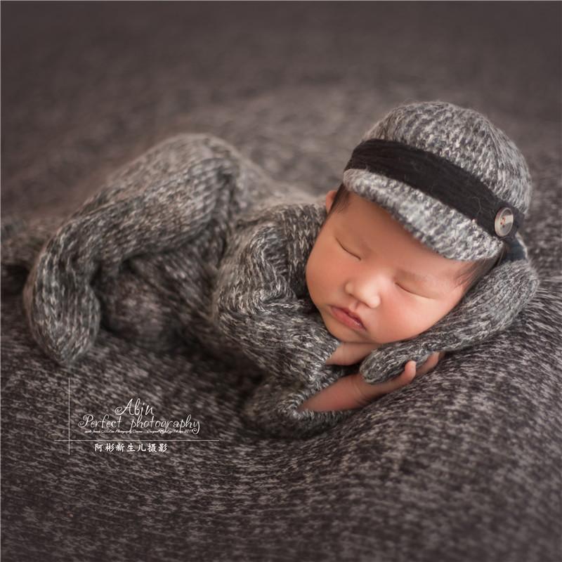 Jane Z Ann Baby PhotographyClothing 2020 Neonato vestiti vestiti involucri Cappello Coperta Cuscino Studio Shooting Accessori