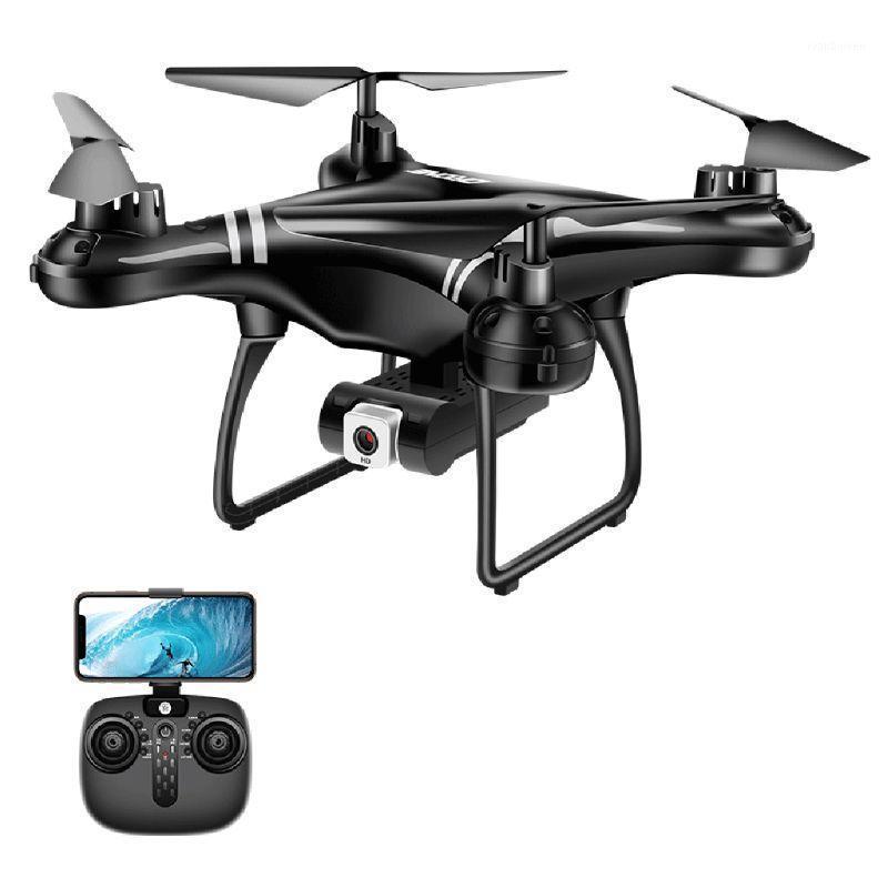 Drones FPV Dual Câmeras 2MP 4K WiFi Câmera Selfie Quadcopter Helicopeter Sem Helicopeter One Chave Return RC Drones1