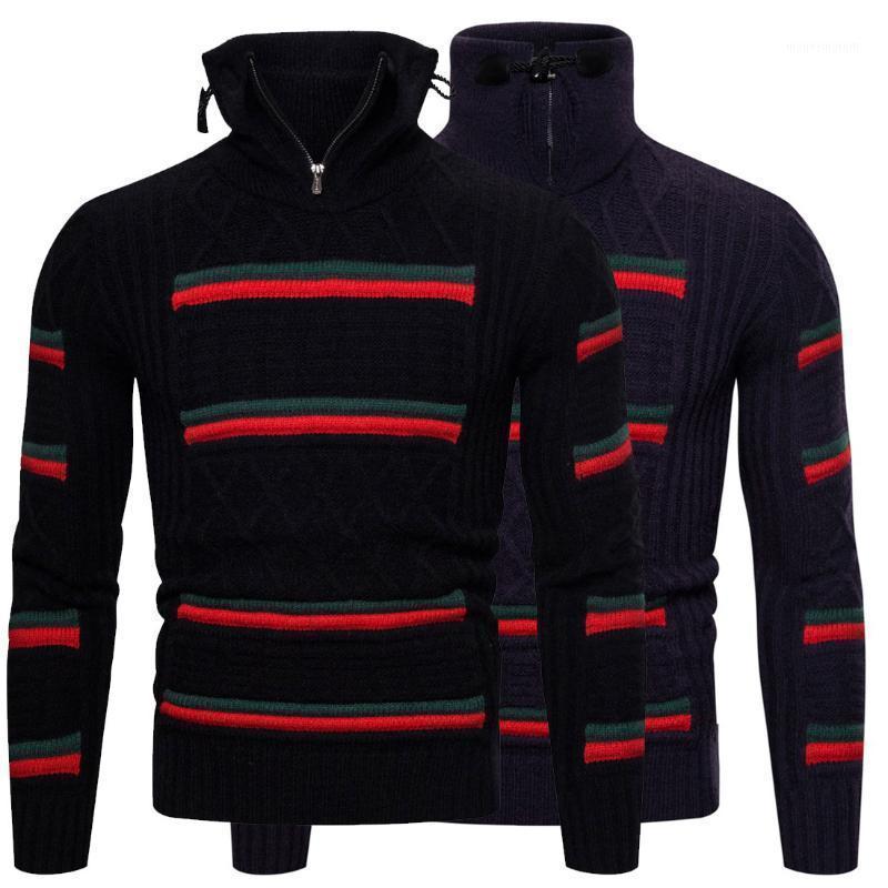 Maglione uomo primavera pullover truckleneck maglione maglia per uomo1