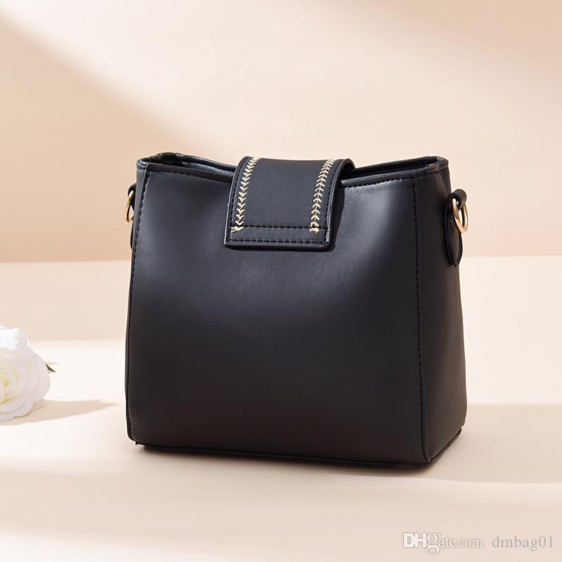 2021 Lady PU Cuero Bolso Hombro Bolsos Diseñador Crossbody Bols Bols Bags Bolsos de Hombro Bolso Diseñador Dwvnu