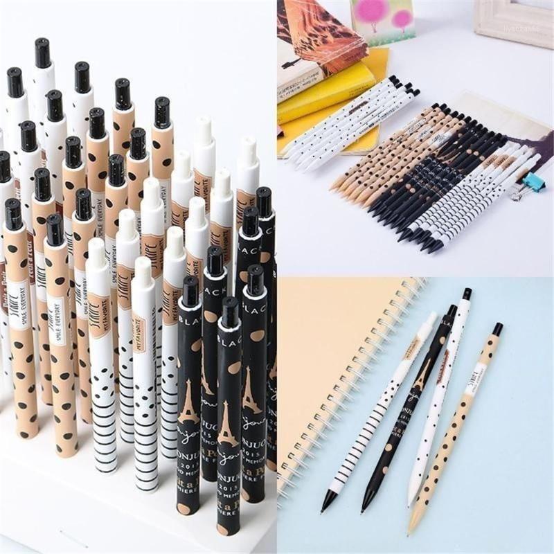 2 stücke Süße 0.5mm Mechanische Bleistift Automatische Stift Schulbüro Liefert Lernen Schreibwaren Malerei Werkzeuge1 Kugelschreiber