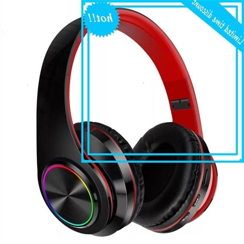 Bluetooth 5.0 Wireless über dem Ohrsporthelm faltendes Stereo-Headset-Mikrofon und Stornierer, freies Handspiel MP3