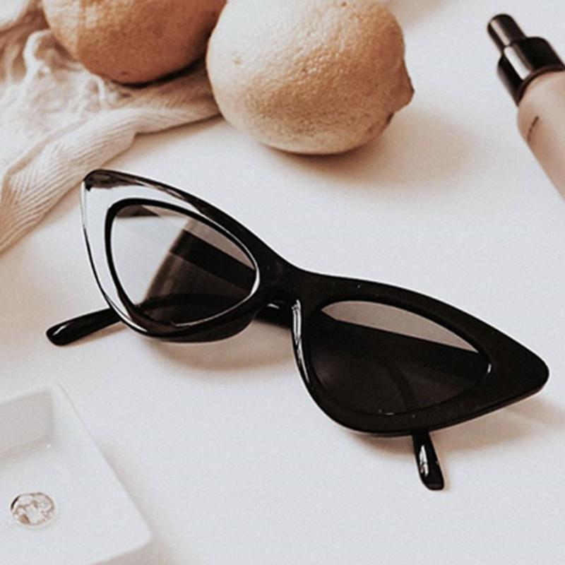 2020 Piccolo UV400 Eye Modis Festival Oculos Uomini Shades Donna Retro Glasses Designer Emosnia Sun Gothic Brand Occhiali da sole regalo Gatto JvxHD