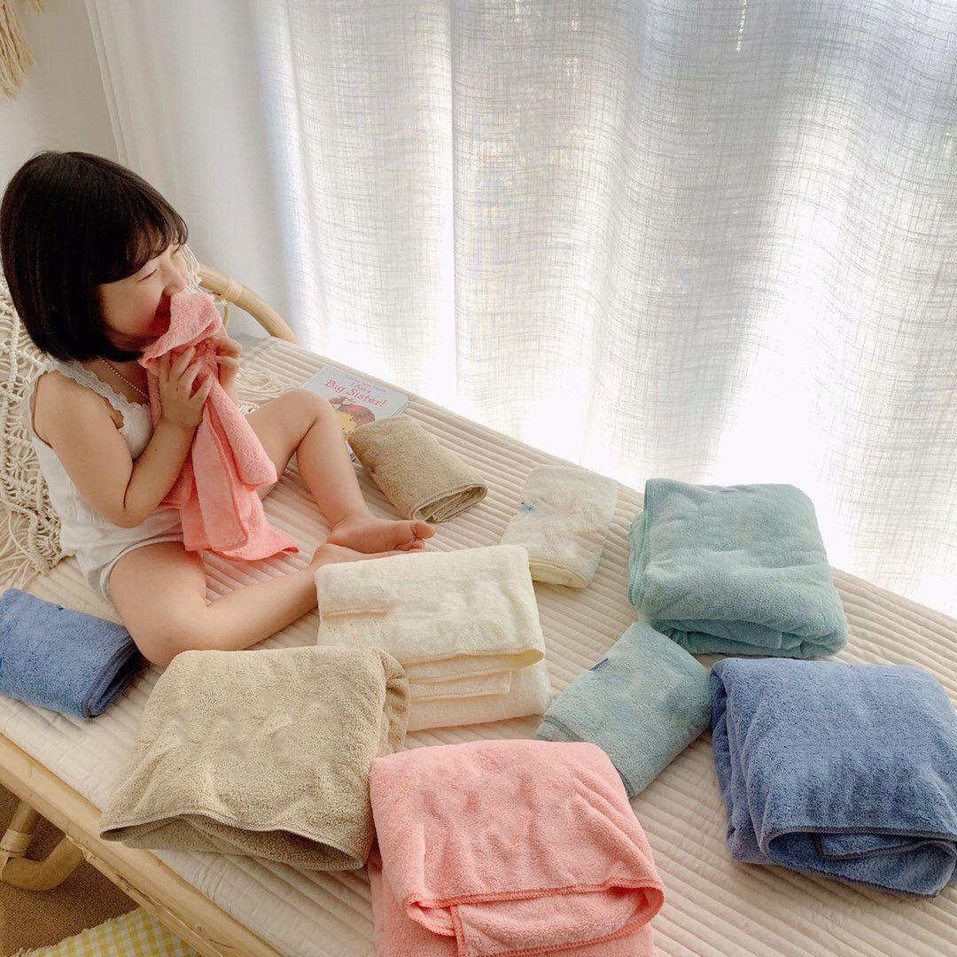 Casa Asciugamano da bagno 2 pezzi Set Lettera Stampa Forniture da bagno Asciugamani Asciugamani Asciugamani Asciugamani Denti Bagno Beach Beach Asciugamani morbidi 508