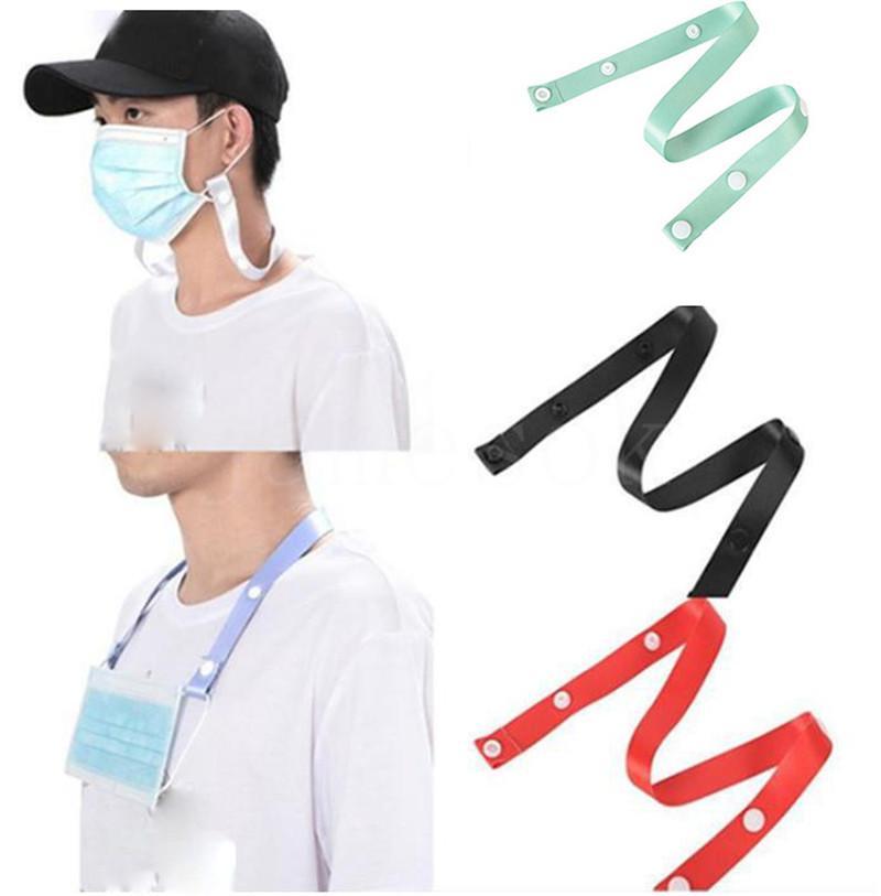Verstellbare Maske Ohrhaken Anti-Rutsch-Ohr-Griff-Sparer Verlängerung Gesichtsmasken Schnalle Maske Halter Ohrschnalle Seil Andere Hausgarten Da809