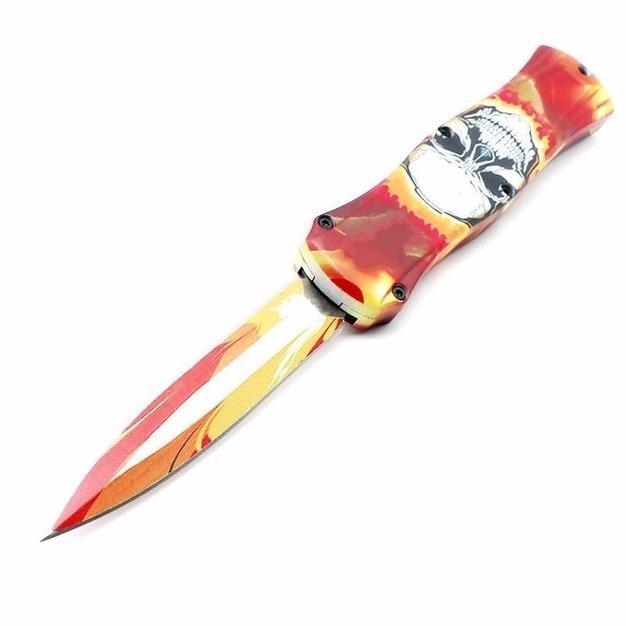 X1 x2 x3 x4 x5 d / e lâmina na moda padrão 3d padrão duplo ação tática automática automática dobrável EDC faca de acampamento faca de acampamento chaves presente de caça