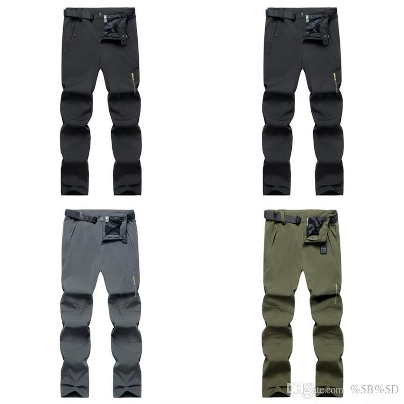 VUVS Soqoool Outdoor Camouflage Designer Overalls Elastic Jogging Multi-Pockettactical Hosen Männer verschleißfest plus Größe