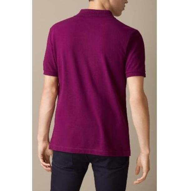 Sommer Stickerei UK Brit Shirt Solide Polo Hemden Pferd T Frühjahr England Klassische Größe Männer Casual Sleeve Mann Kurze Polos Purple S-XXL LO FTUO